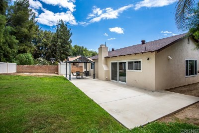 West Hills Single Family Home Active Under Contract: 8418 Samra Drive
