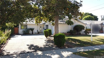 North Hills Single Family Home Active Under Contract: 9313 Rubio Avenue