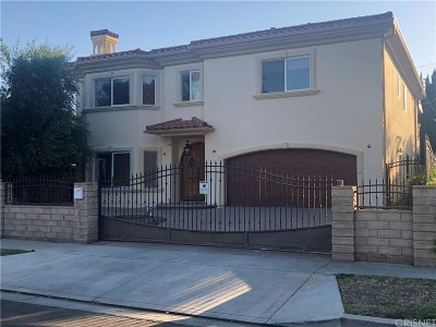 Tarzana Single Family Home For Sale: 4961 Garden Grove Avenue
