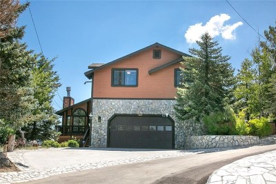 Pine Mountain Club CA Single Family Home Active Under Contract: $429,000