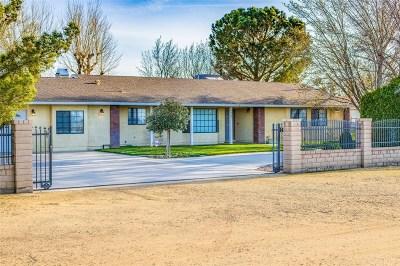 Lancaster Single Family Home For Sale: 5020 East Avenue K4