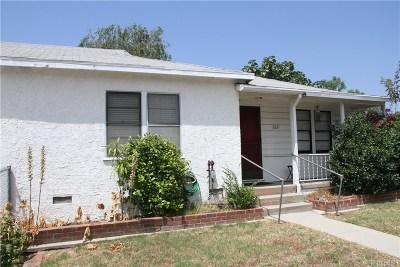Panorama City Single Family Home For Sale: 8221 Lennox Avenue