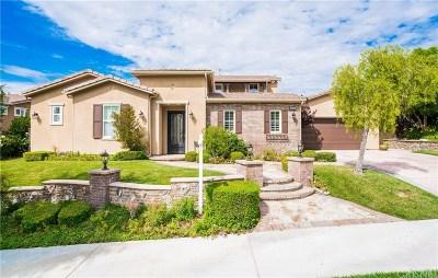Valencia Single Family Home For Sale: 26536 Oak Terrace Place