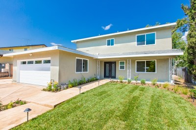 Lakeview Terrace Single Family Home For Sale: 11628 Biltmore Avenue