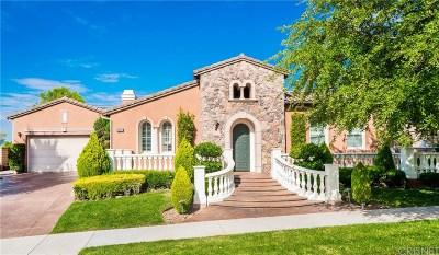 Valencia Single Family Home For Sale: 26426 Black Oak Drive
