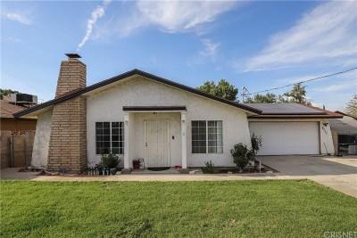 Quartz Hill Single Family Home For Sale: 4717 West Avenue L2