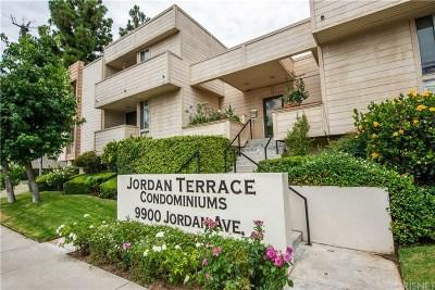 Chatsworth Condo/Townhouse Active Under Contract: 9900 Jordan Avenue #70