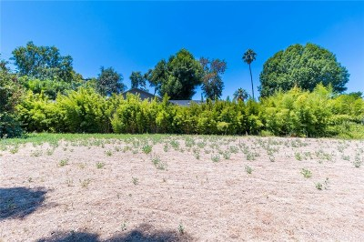 Encino Residential Lots & Land For Sale: 17916 Erwin Street