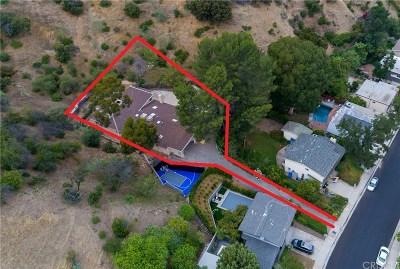 Los Angeles County Single Family Home For Sale: 17137 Escalon Drive
