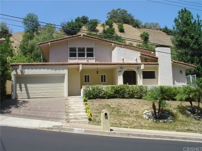 Los Angeles County Single Family Home For Sale: 4501 Grimes Place