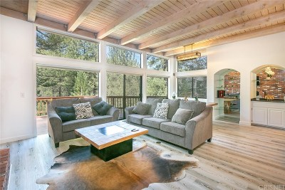 Pine Mountain Club CA Single Family Home For Sale: $494,000