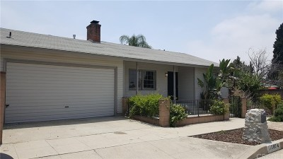 Sun Valley Single Family Home Active Under Contract: 11080 Allegheny Street