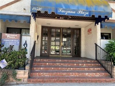 Tarzana Condo/Townhouse Active Under Contract: 18530 Hatteras Street #337