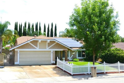Saugus Single Family Home For Sale: 20849 Canterwood Drive
