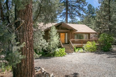 Pine Mountain Club CA Single Family Home Active Under Contract: $245,000