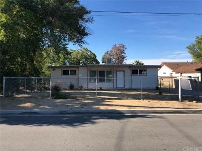 Quartz Hill Single Family Home For Sale: 4057 West Avenue L4