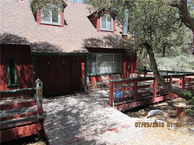 Pine Mountain Club CA Single Family Home For Sale: $239,900