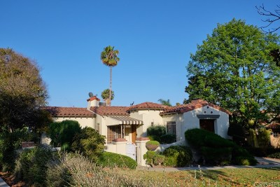 View Park Single Family Home Active Under Contract: 5012 West Boulevard