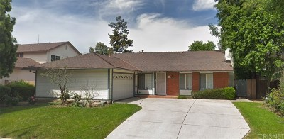 Northridge Single Family Home For Sale: 18721 Stare Street