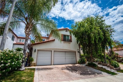 Saugus Single Family Home For Sale: 29142 Harmony Way