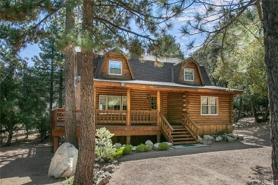 Pine Mountain Club CA Single Family Home Active Under Contract: $325,000