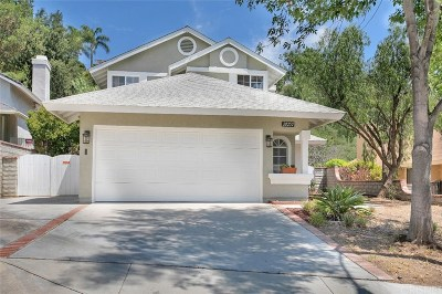 Saugus Single Family Home Active Under Contract: 28252 Evergreen Lane
