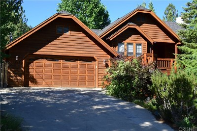 Pine Mountain Club CA Single Family Home For Sale: $475,000