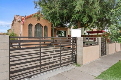 Los Angeles County Single Family Home For Sale: 1820 South Sycamore Avenue