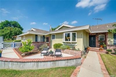 Northridge Single Family Home For Sale: 9958 Aldea Avenue