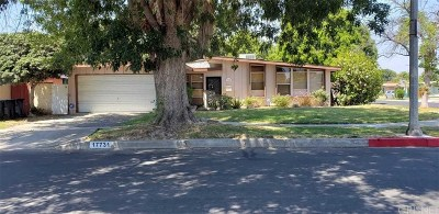Reseda Single Family Home For Sale: 17731 Stagg Street