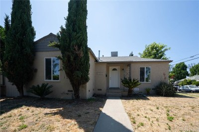 Panorama City Single Family Home For Sale: 8059 Noble Avenue