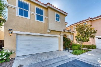 Valencia Single Family Home For Sale: 24738 Montevista Circle