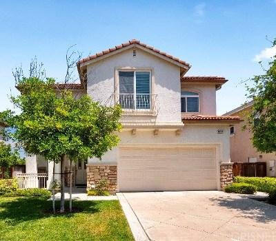 Reseda Single Family Home Active Under Contract: 8236 Chamberlain Lane