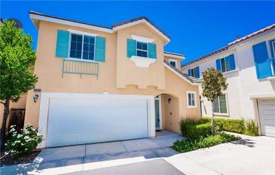 Valencia Single Family Home For Sale: 24739 Montevista Circle