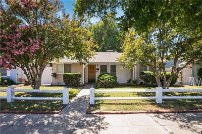 Northridge Single Family Home Active Under Contract: 7813 Louise Avenue