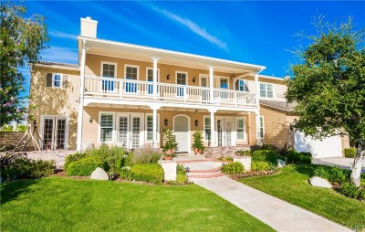 Stevenson Ranch Single Family Home Active Under Contract: 25459 Autumn Place