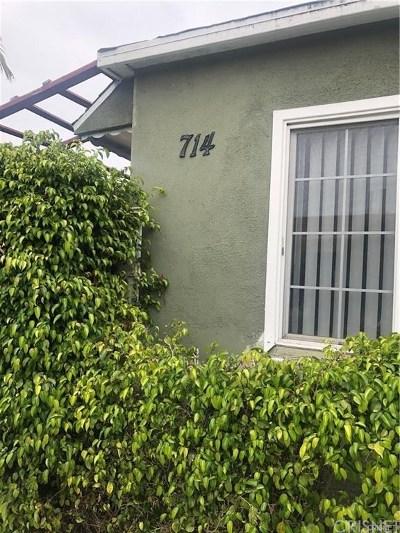 Rental For Rent: 714 Ocean Park Blvd #B