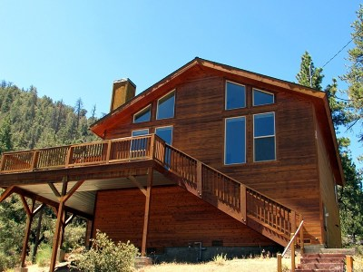 Pine Mountain Club CA Single Family Home For Sale: $264,950