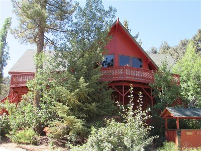 Pine Mountain Club CA Single Family Home For Sale: $365,000