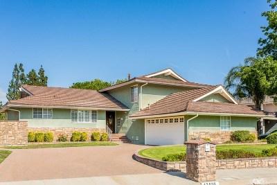 Granada Hills Single Family Home Active Under Contract: 12516 McLennan Avenue