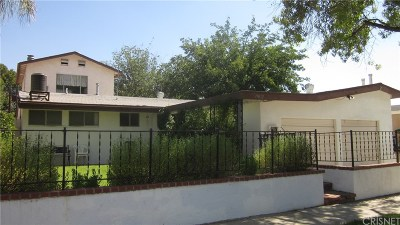 Canyon Country Single Family Home For Sale: 19032 Delight Street