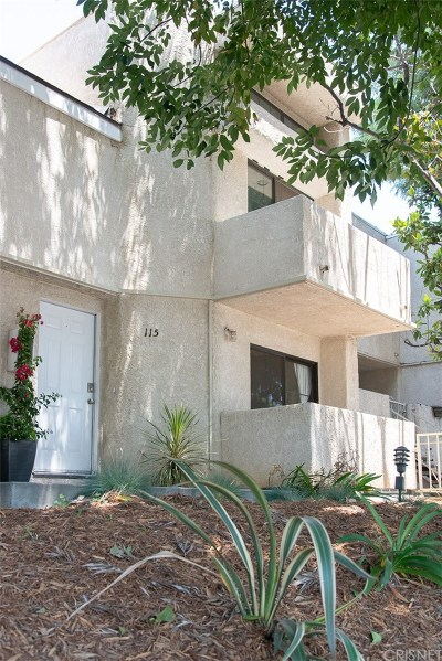 North Hills Condo/Townhouse Active Under Contract: 15045 Nordhoff Street #115