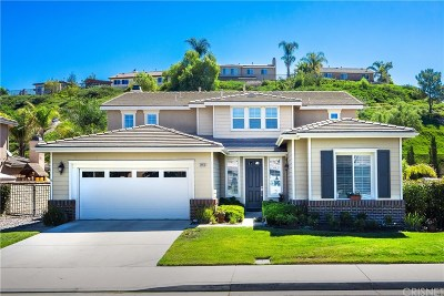 Canyon Country Single Family Home Active Under Contract: 29510 Big Bend Place
