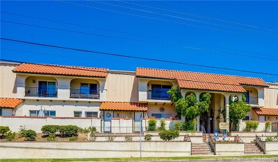 Chatsworth Condo/Townhouse Active Under Contract: 10030 Owensmouth Avenue #57