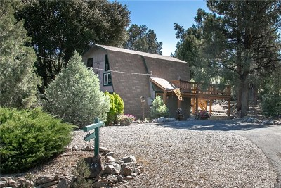 Pine Mountain Club CA Single Family Home Active Under Contract: $242,900