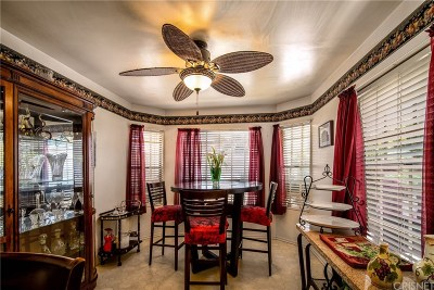 Reseda Single Family Home Active Under Contract: 7363 Bothwell Road