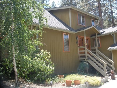 Pine Mountain Club CA Single Family Home For Sale: $319,000