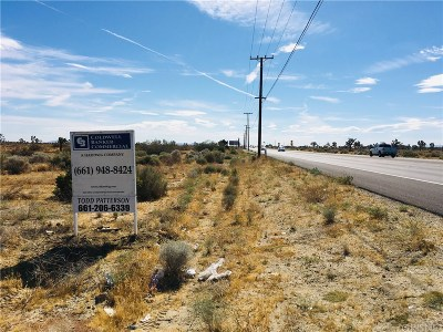 Palmdale Residential Lots & Land For Sale: 4200 Vac/Palmdale Blvd/Vic 42nd Ste