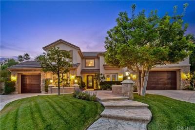 Granada Hills Single Family Home For Sale: 12215 Hondero Court