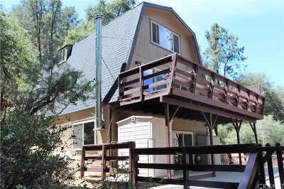 Pine Mountain Club CA Single Family Home For Sale: $269,900